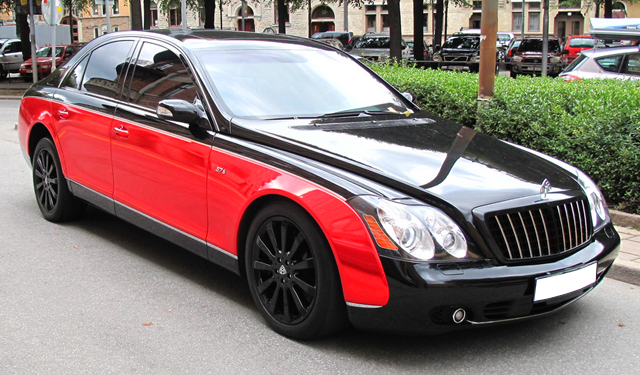 11 Most Expensive Celebrity Cars Autoinsider