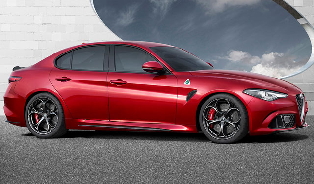 Photo credit: Alfa Romeo